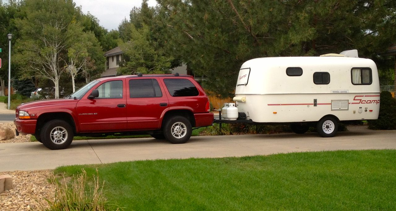 Dodge Durango and Scamp 16